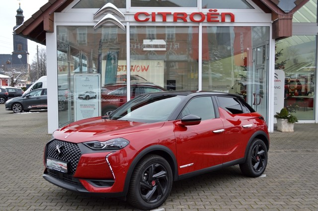 DS AutomobilesDS3 Crossback