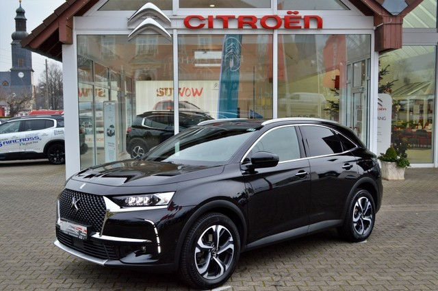 DS AutomobilesDS7 Crossback