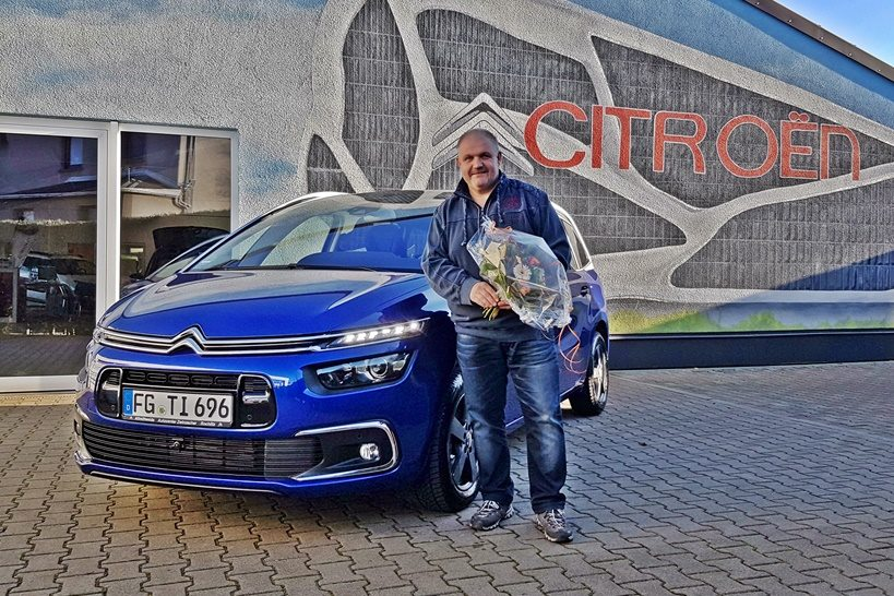 CITROËN Grand C4 Spacetourer Shine