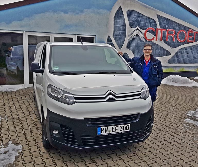CITROËN Jumpy XL Business